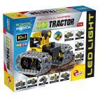 Scienza Hi Tech - Costruzioni Mini Con Led Tractor 66124)