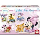 Puzzle Educa Baby Minnie