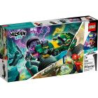 Auto da corsa fantasmagorica - Lego Hidden Side (70434)