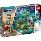 Prigione abbandonata di Newbury - Lego Hidden Side (70435)