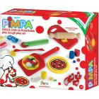 Set plastilina - pizza (3618PI)