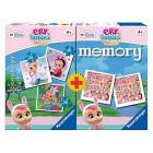 Memory Con 3 Puzzle Cry Babies (20620)