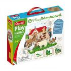Play Montessori Il gioco degli ambienti (0621)