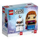 Anna e Olaf - Lego Brickheadz (41618)