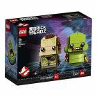 Peter Venkman e Slimer Ghostbuster - Lego Brickheadz (41622)