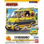 Dragon Ball Mecha Coll Mastr Roshi Wagon