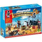 Calendario dell'Avvento Tesoro segreto dei pirati Playmobil (6625)