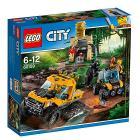 Missione Giungla - Lego City (60159)