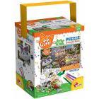 44 Gatti Meow Puzzle in a Tub Mini 24 pezzi (76260)