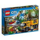 Laboratorio mobile nella giungla - Lego City (60160)