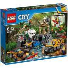 Sito di esplorazione nella giungla - Lego City (60161)
