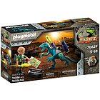 Uncle Rob: Armamenti - Playmobil Dino Rise (70629)