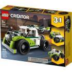 Razzo-bolide - Lego Creator (31103)