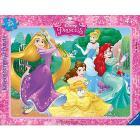 Puzzle Incorniciati - Principesse Disney (06630)