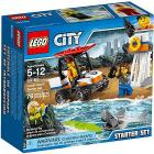 Starter Set Guardia Costiera - Lego City (60163)