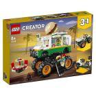 Monster Truck degli Hamburger - Lego Creator (31104)