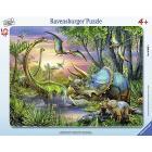 Dinosauri Puzzle Incorniciato (06633)