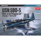 Aereo USN Sbd-5 Battle Of The Philippine Sea. Scala 1/48 (AC12329)