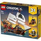 Galeone dei pirati - Lego Creator (31109)