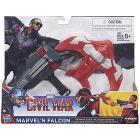 Marvel Avengers Armatura Falcon