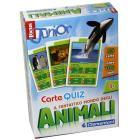 Focus Junior - Carte Quiz Il fantastico mondo degli animali (12637)