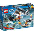 Elicottero Guardia Costiera - Lego City (60166)