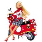 Steffi Love Minnie Mouse con Scooter (105748641)