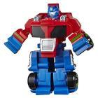 Optimus Prime Transformers Rescuebots Academy