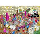 Comic 1000 Pezzi- Il Matrimonio (01642)