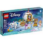 La carrozza reale di Cenerentola - Lego Disney Princess (43192)