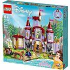 Il Castello di Belle e della Bestia - Lego Disney Princess (43196)