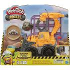 Play-Doh escavatore wheels