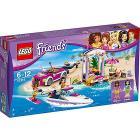 Il trasportatore di motoscafi di Andrea - Lego Friends (41316)