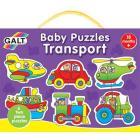 Piccoli puzzle - veicoli