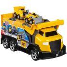 Mega Bloks CAT Bisarca porta veicoli (00652V)