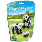 Famiglia di Panda (6652)