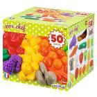 Box frutta e verdura 50 pezzi (7600002655)