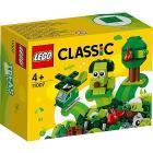Mattoncini verdi creativi - Lego Classic (11007)