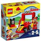 Auto Sportiva Topolino - Lego Duplo Disney (10843)