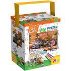Gatti Cats Rock Puzzle in a Tub Mini 24 pezzi (76598)