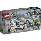 Il laboratorio del Dottor Wu: fuga dei baby dinosauri - Lego Jurassic World (75939)