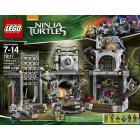 L'invasione del covo delle tartarughe - Lego Teenage Mutant Ninja Turtles (79117)