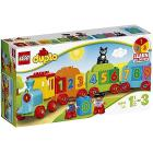 Il treno dei numeri - Lego Duplo (10847)