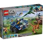 Evasione di Gallimimus e Pteranodonte - Lego Jurassic World (75940)