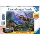 Dinosauri 100 pezzi Augmented Reality