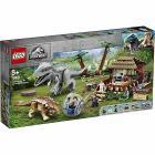 Indominus Rex contro Ankylosaurus - Lego Jurassic World (75941)
