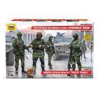 Soldati Fanteria russa moderna 1/35 (3665)