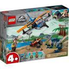 Velociraptor: salvataggio in biplano - Lego Jurassic World (75942)