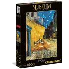 1500 pezzi - Van Gogh: Esterno di Caffè di notte Museum Collection - Grandi Pezzature (31667)