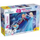 Puzzle Df Supermaxi 35 Frozen (66711)